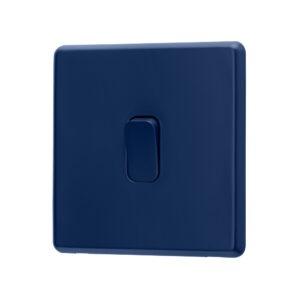Galaxy Blue Rocker single switch angle