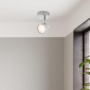 Apollo LED single spotlight chrome 2
