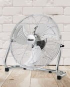 18inch floor fan chrome 3