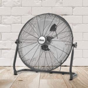 20 Inch Industrial Floor Fan Black 3