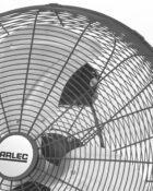20 Inch Industrial Floor Fan Black 4