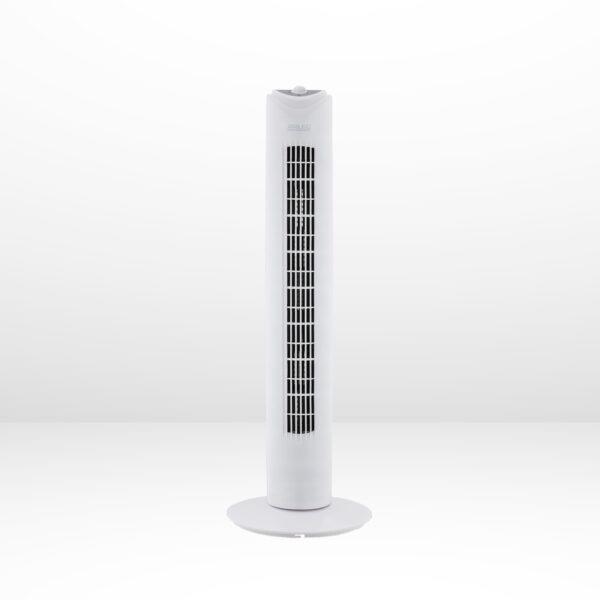 31 Inch Tower Fan White