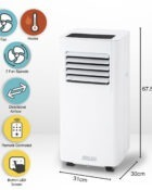 5k BTU Portable Air Conditioner 4