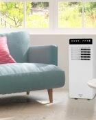 Smart portable air conditioner 5
