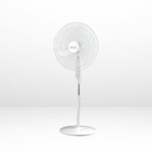20 Inch Pedestal Fan White