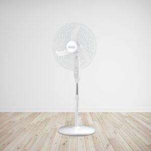 20 Inch Pedestal Fan White 4
