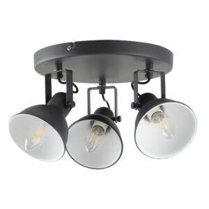 Alfie 3 lamp spotlight powdered grey