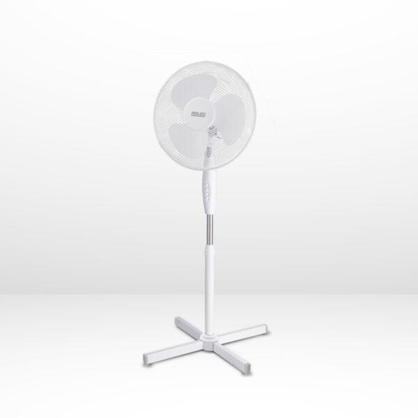 Pedestal fan 16inch white