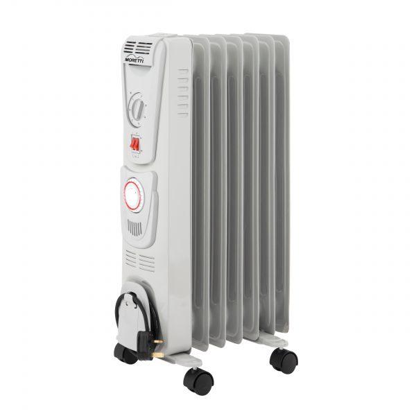 1500 Watt 7 Fin Column Oil Heater with