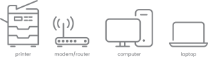 cable-selection-device-icons-IT-equipment